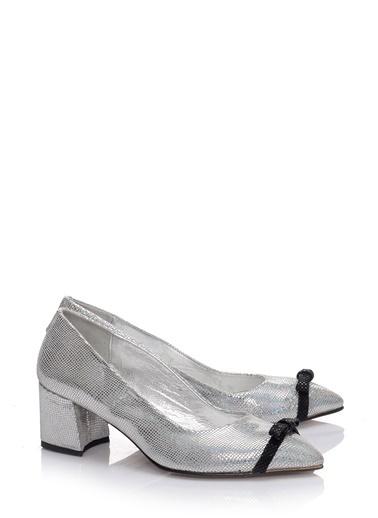 Girl Boss Ayakkabı Gümüş